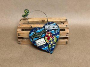 Heart Michigan Tile
