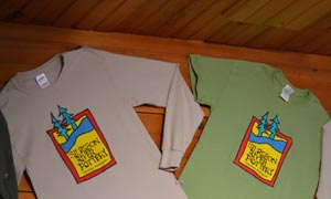 sturgeon river pottery t shirts