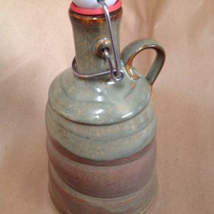 pottery growler