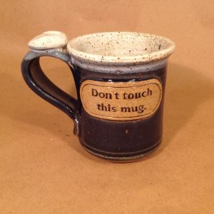 Don't touch this mug