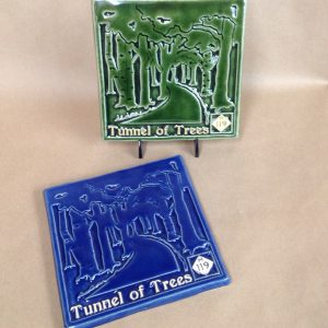 m119 tunnel of trees tile
