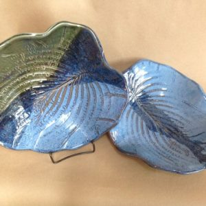 Hosta Leaf Dish