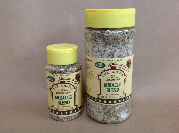 Chef's Miracle Blend