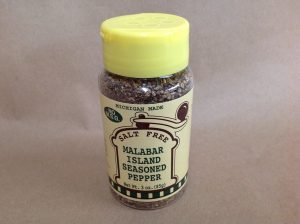 Mailbar Island Seasoned Pepper