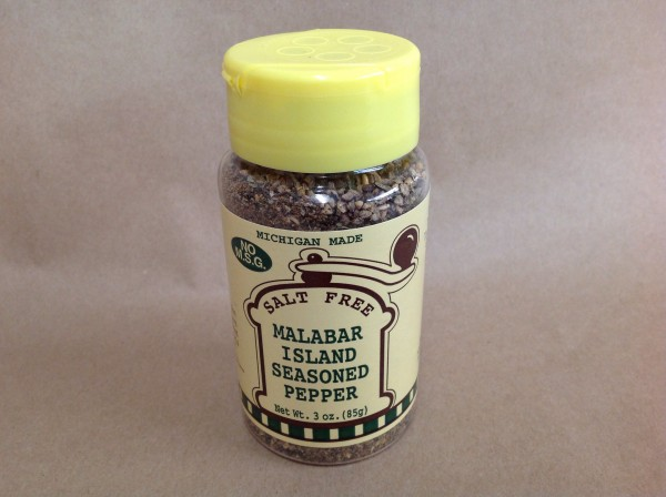 Mailbar Island Seasoned Pepper