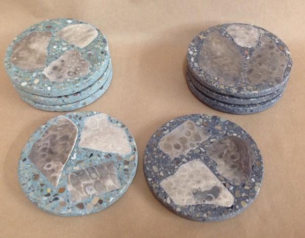 Petoskey Stone Coasters