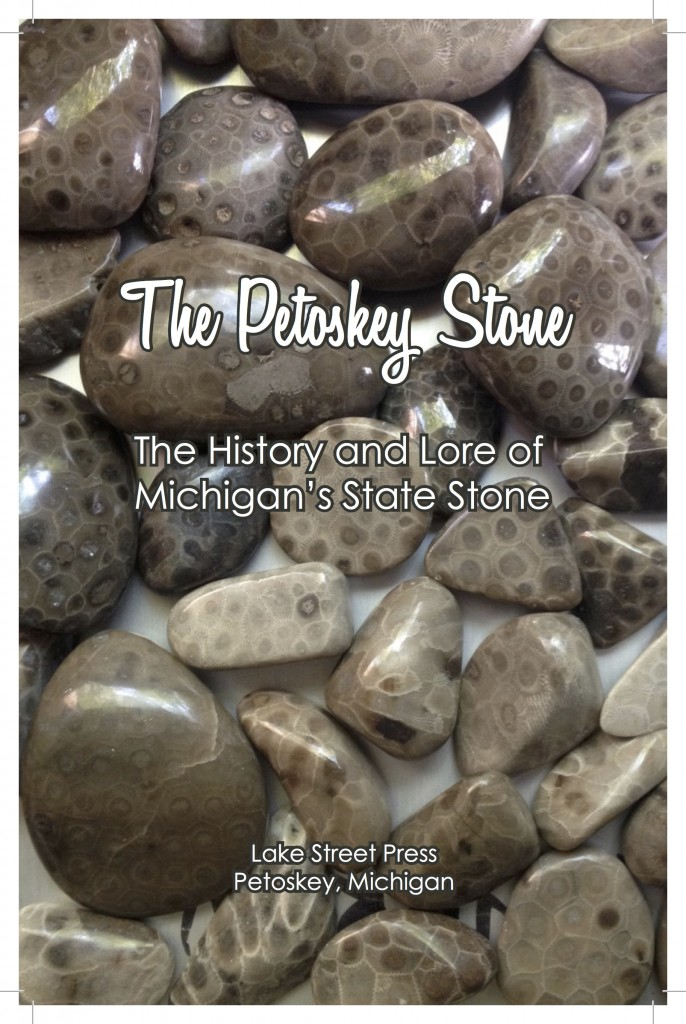 Petoskey Stone Booklet Sturgeon River Pottery Petoskey