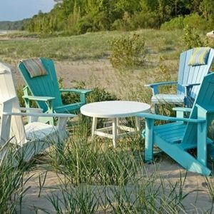 northern michigan poly adirondack furniture