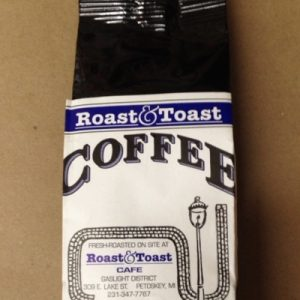 roast & toast petoskey coffee