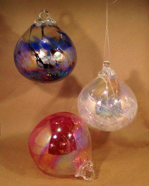 Glass Fairy Ball