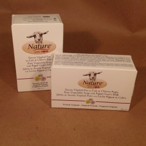 Nature soap by Canus