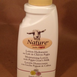Nature Lotion by Canus