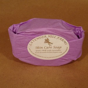 Lavender Soap from Lavender Hill Farm