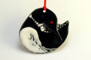 handcrafted ornament petoskey