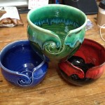 Bright Yarn Bowls