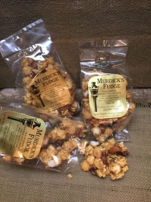 michigan caramel corn