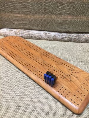 Large Cribbage Board