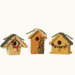 bird seed cottage