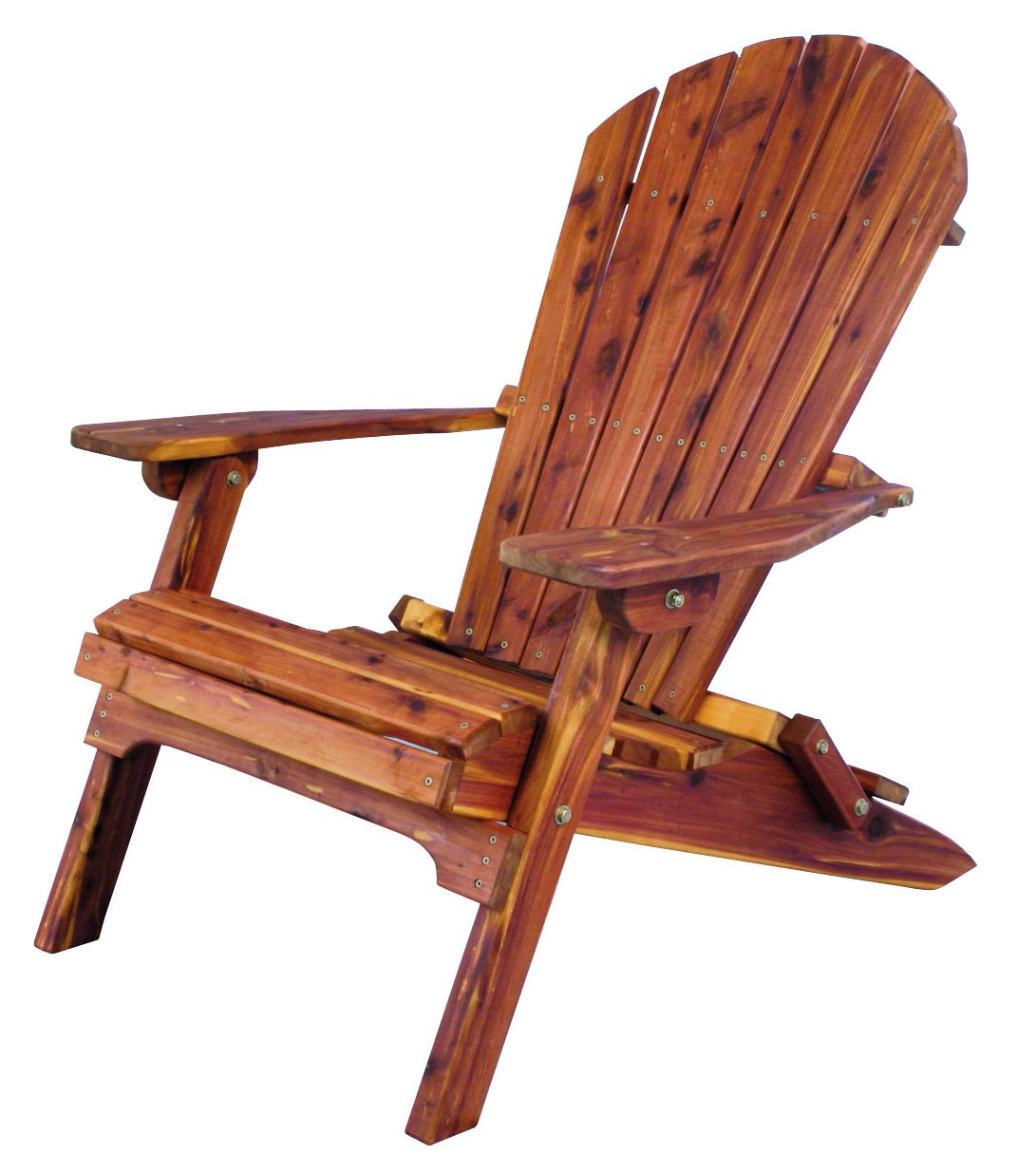 Rustic Red Cedar Adirondack Chairs Sturgeon River