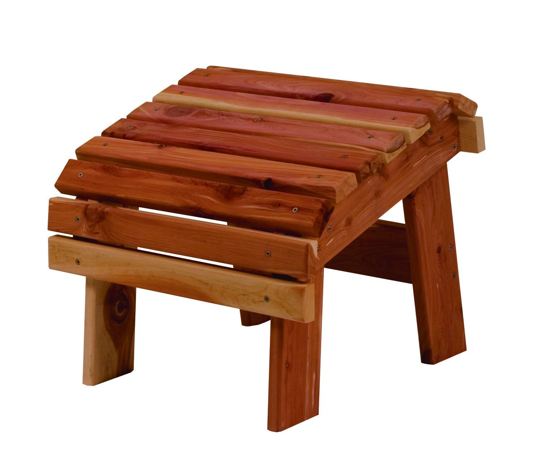 Rustic Red Cedar Furniture Sturgeon River Pottery Petoskey Michigan
