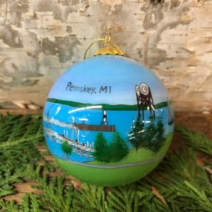 Petoskey Proud Ornament