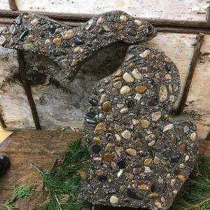 Small Michigan Stepping Stone