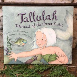 Tallulah- Mermaid Book